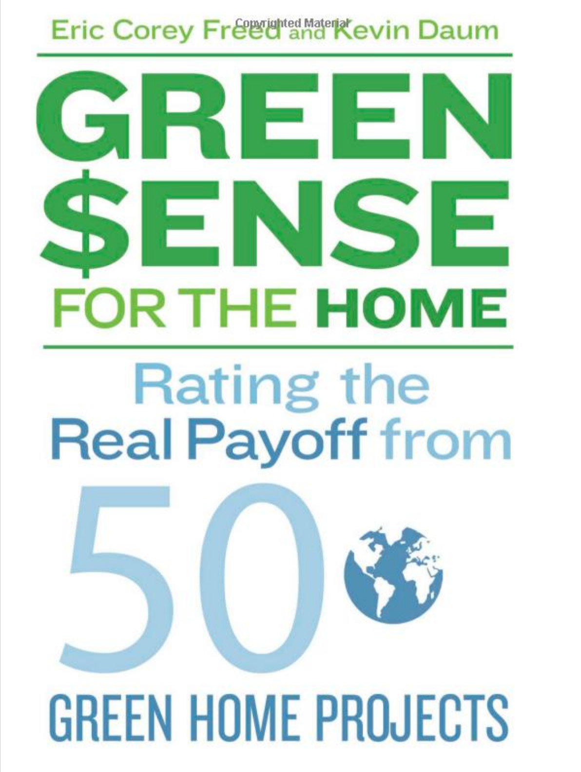 Green$ense for the Home - Kevin Daum